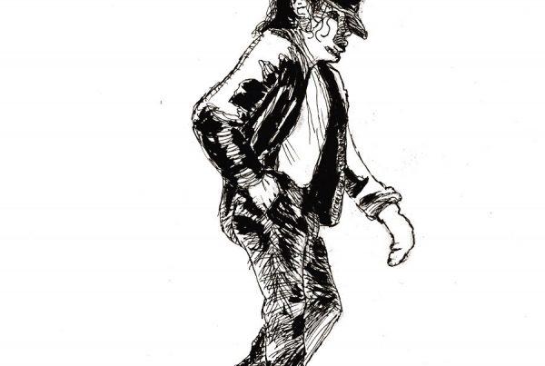 Surrebral- Moonwalker, Michael Jackson dancing to the Moonwalk