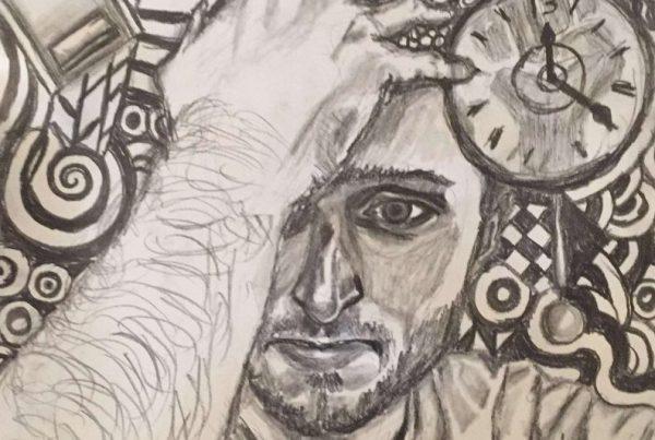 Surrebral Confusion Drawing
